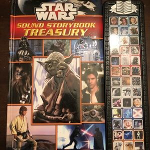 STAR WARS Noise Maker Book. 39 sounds.